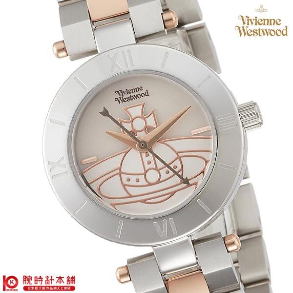 【エントリー&買い周りでさらに10倍!21日20時~】 ヴィヴィアン 時計 ヴィヴィアンウエストウッド VV092SLTT レディース