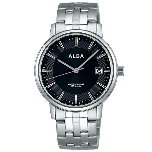 【最大1万円OFFクーポン!15日0時から】セイコー アルバ ALBA  AQGK442 [正規品] メンズ 腕時計 時計