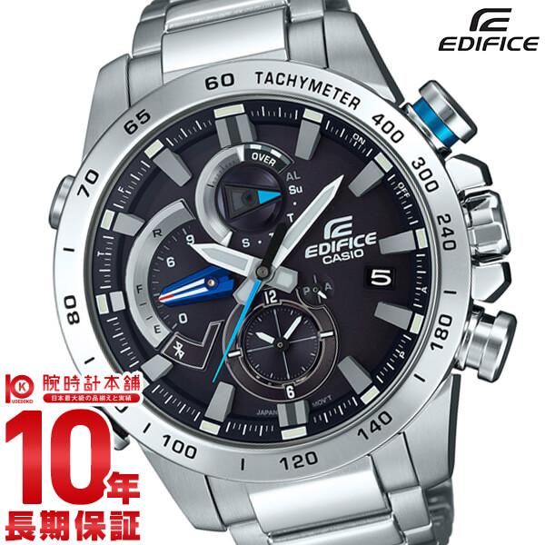 【11日は店内ポイント最大45倍!】【最大2000円OFFクーポン!16日1:59まで】カシオ エディフィス EDIFICE Bluetooth搭載 EQB-800D-1AJF [正規品] メンズ 腕時計 時計【24回金利0%】(予約受付中)