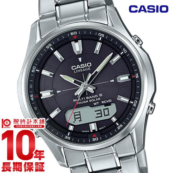 カシオ リニエージ LINEAGE LCW-M100DE-1AJF [正規品] メンズ 腕時計 時計(予約受付中)
