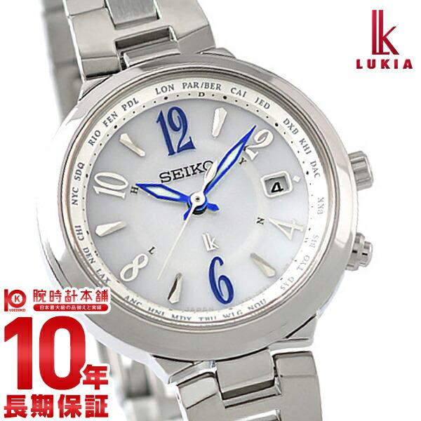 【先着限定最大3000円OFFクーポン!6日9:59まで】 セイコー ルキア LUKIA SSVV033 [正規品] レディース 腕時計 時計