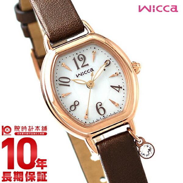 シチズン ウィッカ wicca KP2-566-10 [正規品] レディース 腕時計 時計