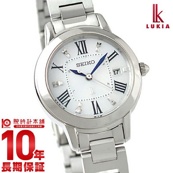 【先着限定最大3000円OFFクーポン!6日9:59まで】 セイコー ルキア LUKIA SSQW035 [正規品] レディース 腕時計 時計