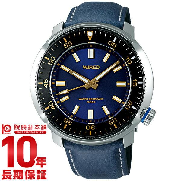 【11日は店内ポイント最大45倍!】【最大2000円OFFクーポン!16日1:59まで】セイコー ワイアード WIRED AGAJ407 [正規品] メンズ 腕時計 時計