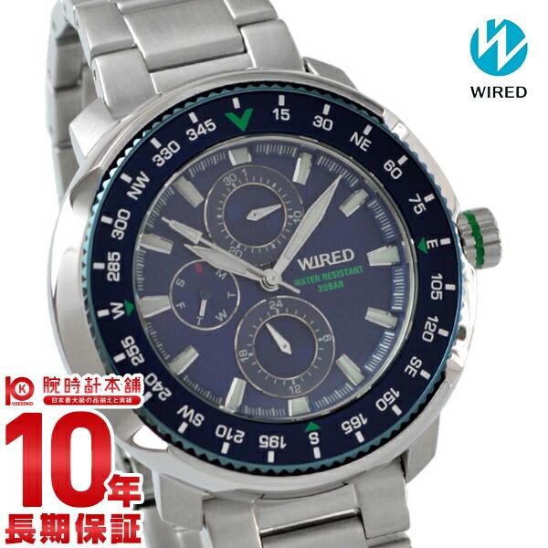 【11日は店内ポイント最大45倍!】【最大2000円OFFクーポン!16日1:59まで】セイコー ワイアード WIRED AGAT416 [正規品] メンズ 腕時計 時計