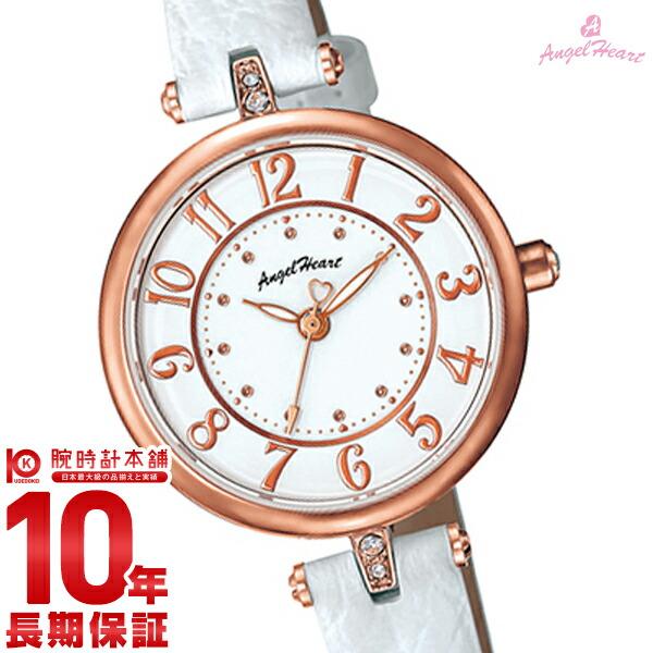 【先着限定最大3000円OFFクーポン!6日9:59まで】 【1000円割引クーポン】 エンジェルハート AngelHeart InnocentTime IT29P-WH [正規品] レディース 腕時計 時計