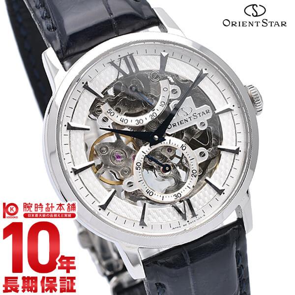 【29日23:59まで店内ポイント最大37倍!】オリエントスター ORIENT スケルトン RK-DX0001S [正規品] メンズ 腕時計 時計【24回金利0%】