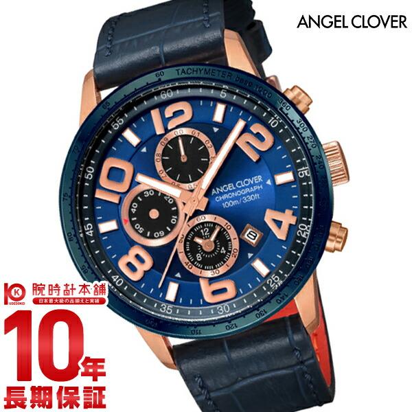 【2000円割引クーポン】 エンジェルクローバー AngelClover ルーチェ LUCE LU44PNV-NV [正規品] メンズ 腕時計 時計