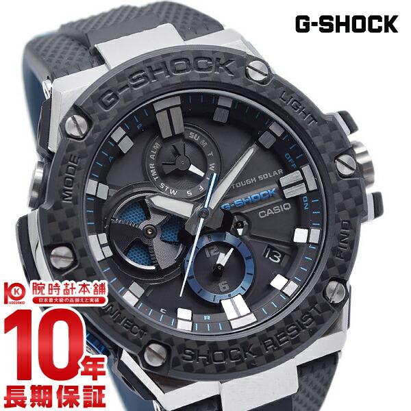カシオ Gショック G-SHOCK Bluetooth搭載 GST-B100XA-1AJF [正規品] メンズ 腕時計 時計【24回金利0%】