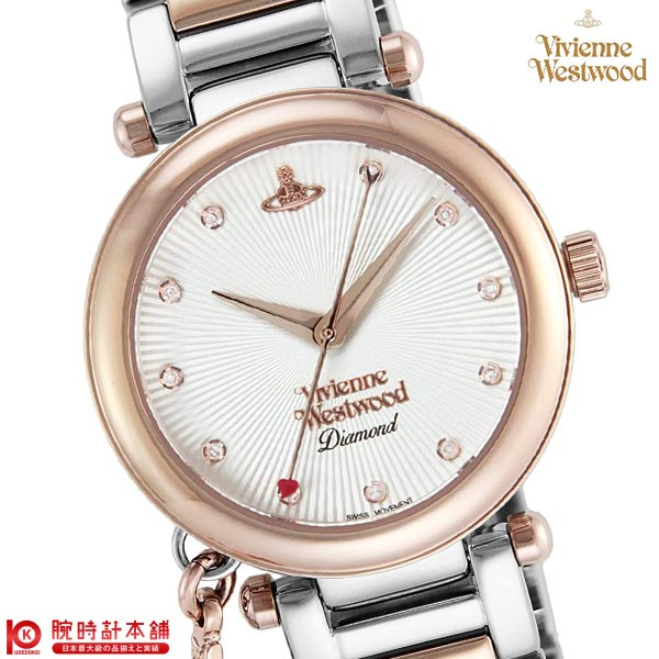 ヴィヴィアン 時計 ヴィヴィアンウエストウッド VV006SLRS レディース【あす楽】