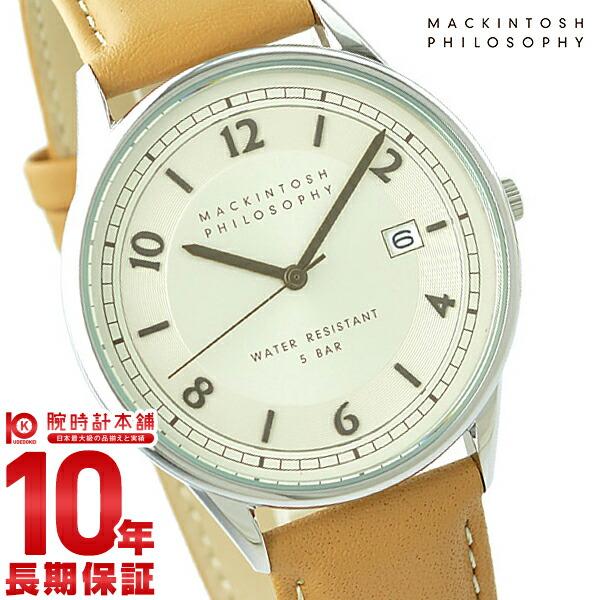 マッキントッシュフィロソフィー MACKINTOSHPHILOSOPHY クオーツ ステンレス FCZK989[正規品] メンズ 腕時計 時計