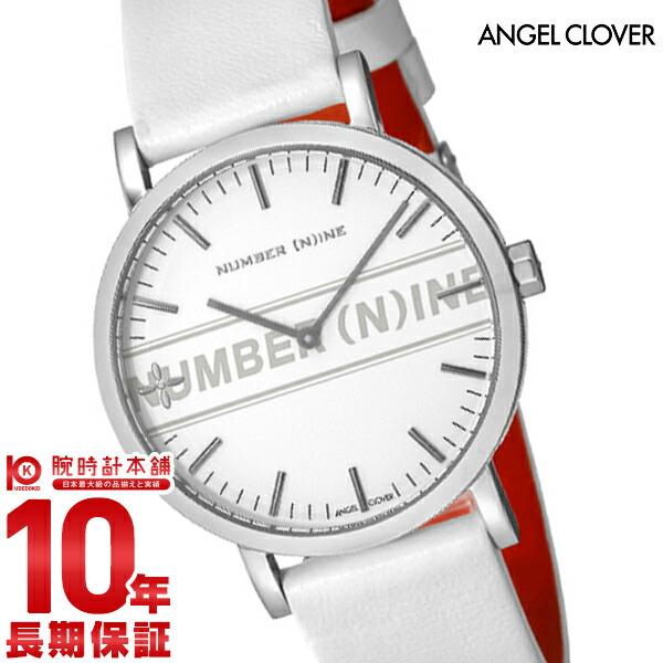 エンジェルクローバー AngelClover ナンバーナイン NNR40SSV-WH メンズ