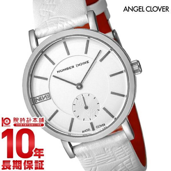 【1000円割引クーポン】 エンジェルクローバー AngelClover ナンバーナイン NNS40SSV-WH メンズ【あす楽】