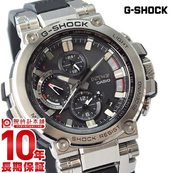カシオ Gショック G-SHOCK  MT-G MTG-B1000-1AJF メンズ