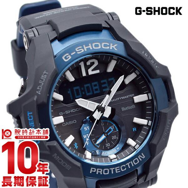カシオ Gショック G-SHOCK グラビティマスター GR-B100-1A2JF メンズ(予約受付中)
