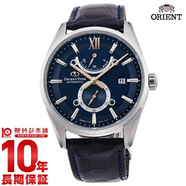 【8000円割引クーポン】オリエントスター ORIENT RK-HK0004L メンズ