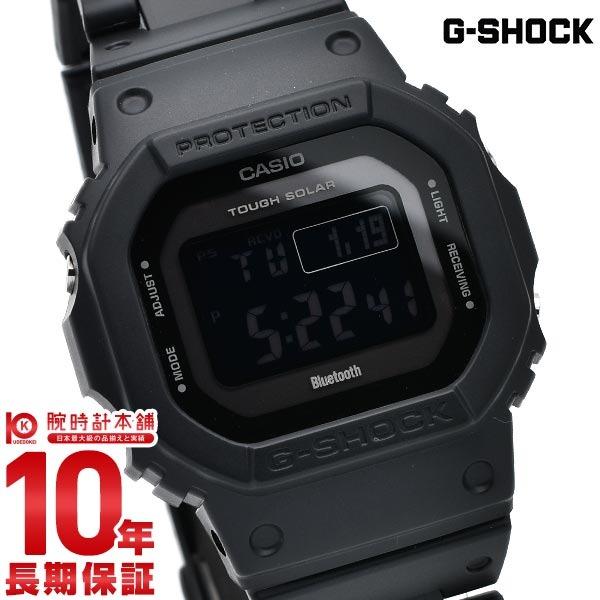 カシオ Gショック G-SHOCK Bluetooth搭載 ソーラー GW-B5600BC-1BJF メンズ