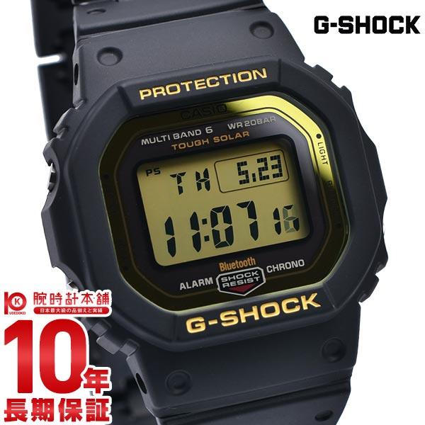 カシオ Gショック G-SHOCK Bluetooth搭載 ソーラー GW-B5600BC-1JF メンズ(予約受付中)