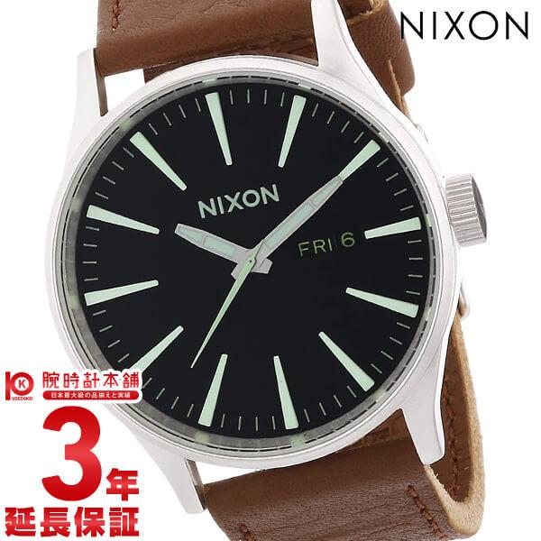 ニクソン NIXON セントリーレザー A105-1037 メンズ