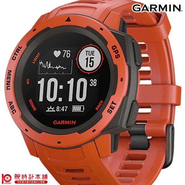 ガーミン GARMIN INSTINCT Flame Red 010-02064-32 ユニセックス【あす楽】