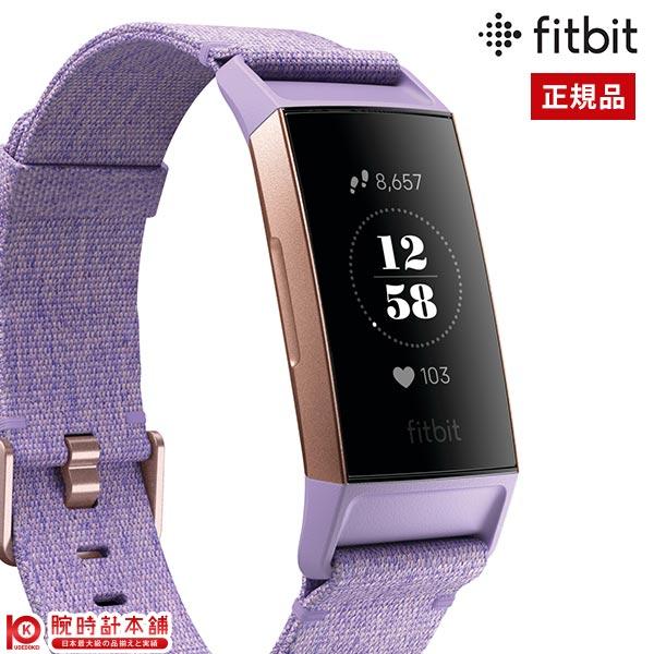 フィットビット Fitbit Charge 3 FB410RGLV-CJK ユニセックス 時計