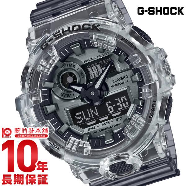 カシオ Gショック G-SHOCK GA-700SK-1AJF メンズ