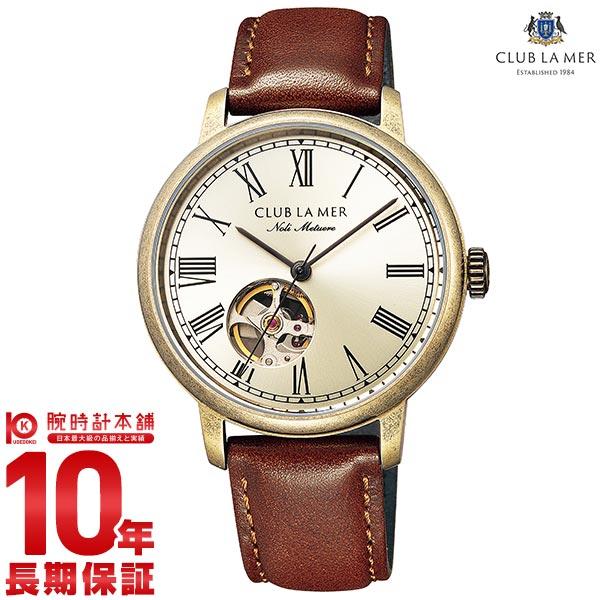 クラブ ラメール 35周年 限定モデル メカニカル 自動巻き メンズ 腕時計 BJ7-077-32 CLUB LA MER 35th Anniversary Limited Model 限定500本