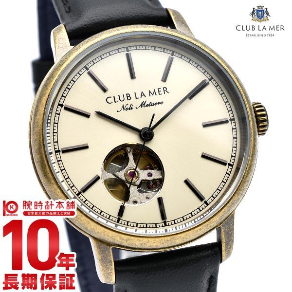 クラブ ラメール 35周年 限定モデル 自動巻き メンズ 腕時計 BJ7-077-30 CLUB LA MER 35th Anniversary Limited Model 限定500本
