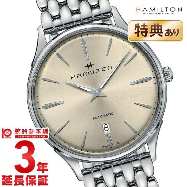 ハミルトン ジャズマスター HAMILTON シンライン オート H38525111 メンズ
