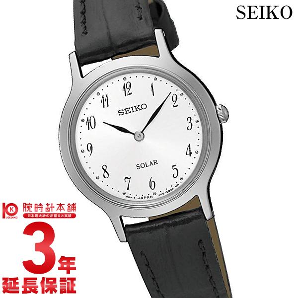 【エントリー&買い周りでさらに10倍!21日20時~】 セイコー 逆輸入モデル SEIKO SUP369P1 レディース
