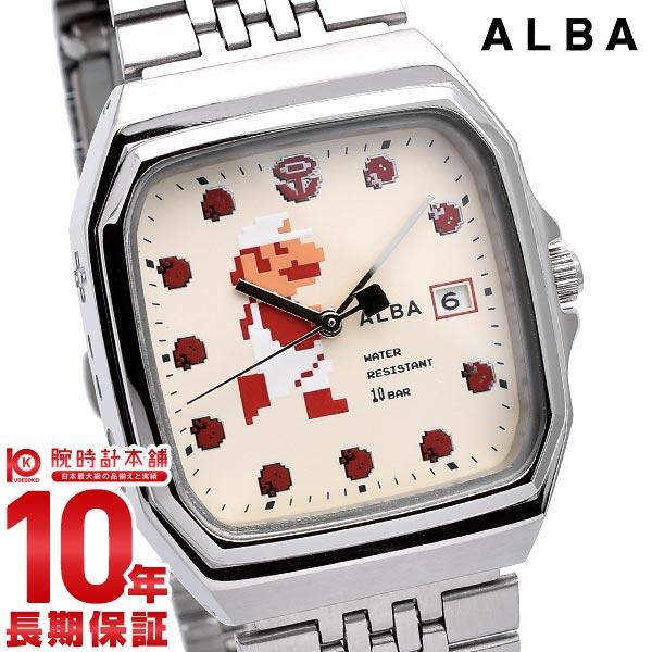 セイコー アルバ ALBA スーパーマリオコラボレーションウオッチ ACCK421 メンズ2019/09/20【あす楽】