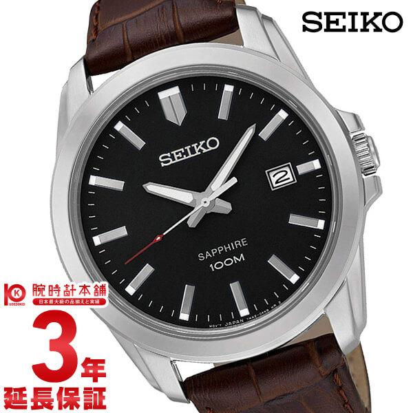 セイコー 逆輸入モデル SEIKO ルミナス SGEH49P2 メンズ
