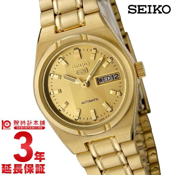 セイコー5 逆輸入モデル SEIKO5 SYM600K1 レディース