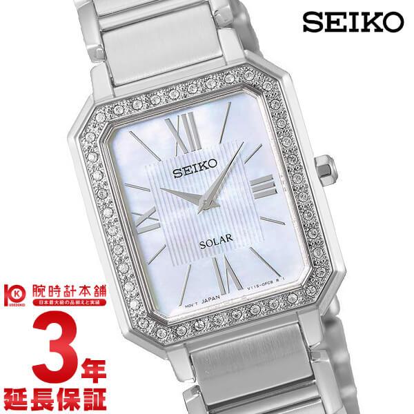 【先着限定最大3000円OFFクーポン!6日9:59まで】 セイコー 逆輸入モデル SEIKO SUP427P1 レディース