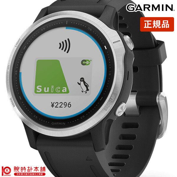 ガーミン GARMIN fenix 6S Black 010-02159-5D ユニセックス(予約受付中)