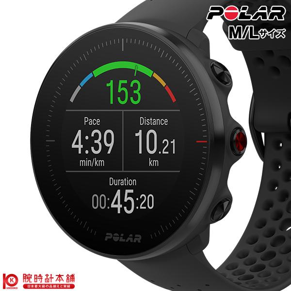 ポラール POLAR スマートウォッチ GPS 活動量計 VANTAGE M BK M/L ユニセックス