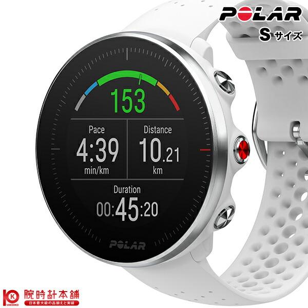 ポラール POLAR スマートウォッチ GPS 活動量計 VANTAGE M WH S ユニセックス