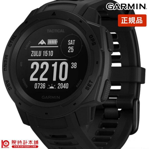 ガーミン GARMIN Instinct Tactical Black 010-02064-82 メンズ