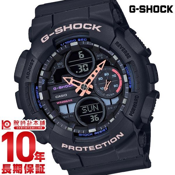 カシオ Gショック G-SHOCK GMA-S140-1AJR メンズ