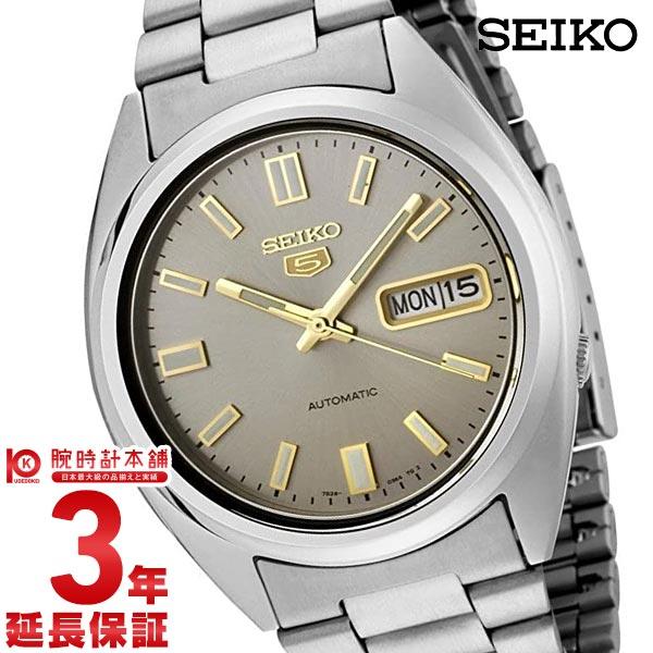 SEIKO5 [海外輸入品] セイコー5 逆輸入モデル 機械式(自動巻き) SNXS75K メンズ 腕時計 時計