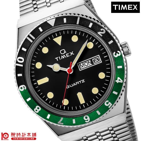【店内最大ポイント52倍!4日20時~】 タイメックス TIMEX TIMEXQ TW2U60900 メンズ