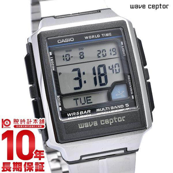 カシオ ウェーブセプター WAVECEPTOR WV-59DJ-1AJF [正規品] メンズ 腕時計 時計(予約受付中)
