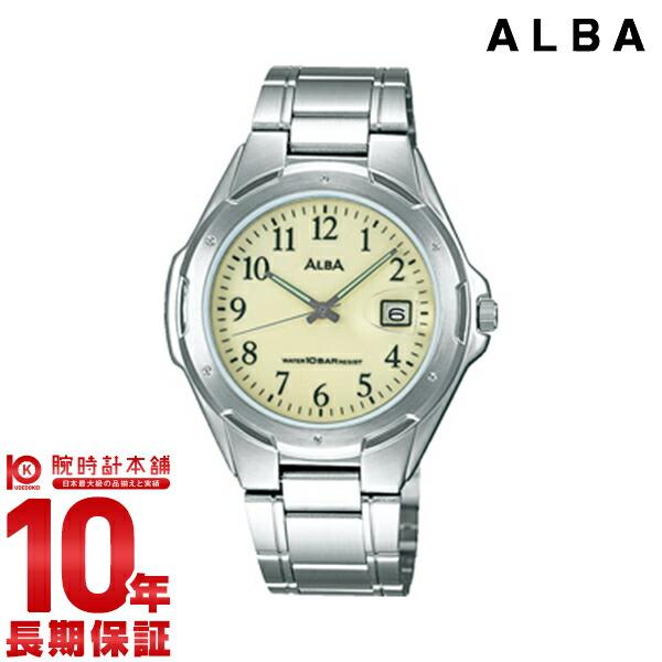 セイコー アルバ ALBA 100m防水 APBX205 [正規品] メンズ 腕時計 時計