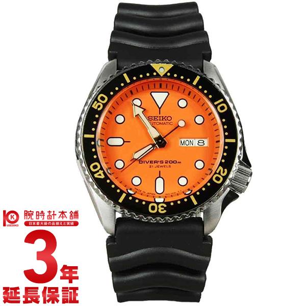セイコー 逆輸入モデル DIVERS [海外輸入品] セイコー逆輸入モデル ダイバーズ 200m防水 機械式(自動巻き) SKX011J メンズ 腕時計 時計 【dl】brand deal15