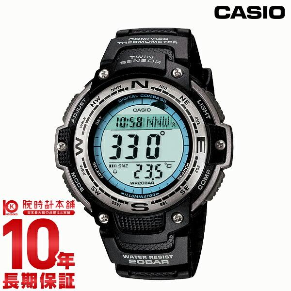 カシオ CASIO スポーツギア SGW-100J-1JF [正規品] メンズ&レディース 腕時計 時計(予約受付中)