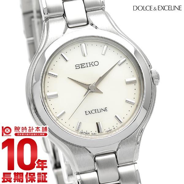 【先着限定最大3000円OFFクーポン!6日9:59まで】 セイコー ドルチェ&エクセリーヌ DOLCE&EXCELINE SWDL117 [正規品] レディース 腕時計 時計【36回金利0%】