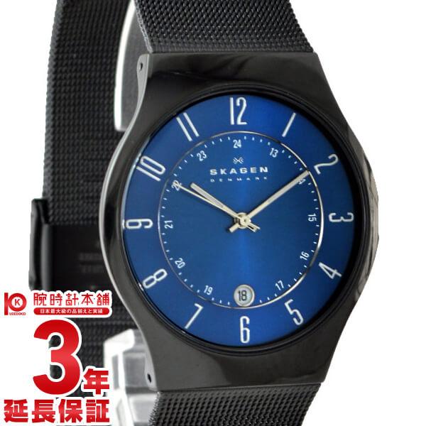 SKAGEN [海外輸入品] スカーゲン メンズ チタニウム デイト T233XLTMN 腕時計 時計