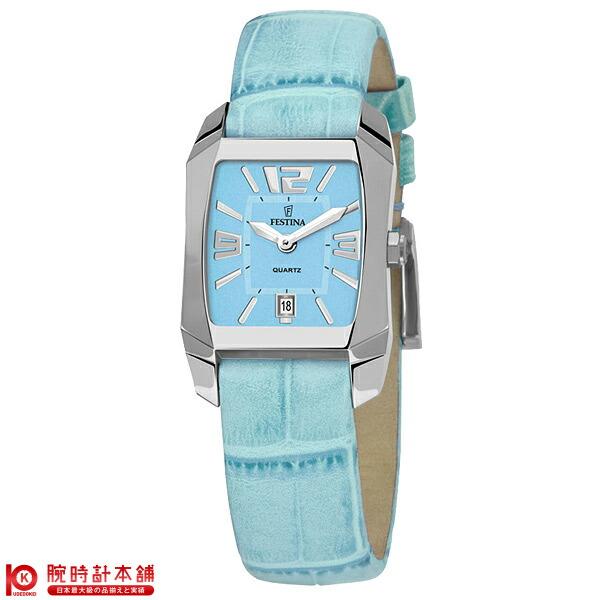 【先着限定最大3000円OFFクーポン!6日9:59まで】 FESTINA [国内正規品] フェスティナ トロント F16137/6 レディース 腕時計 時計