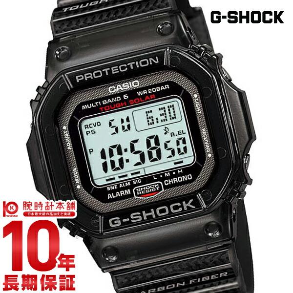 カシオ Gショック G-SHOCK RM Series タフソーラー 電波時計 MULTIBAND6 GW-S5600-1JF [正規品] メンズ 腕時計 時計(予約受付中)