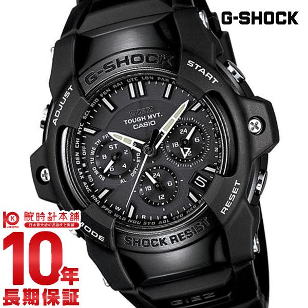 カシオ Gショック G-SHOCK GIEZ タフソーラ- 電波時計 MULTIBAND 6 GS-1400B-1AJF [正規品] メンズ 腕時計 時計【24回金利0%】【あす楽】